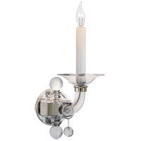 Visual Comfort CHD1525PN E. F. Chapman Stacked Ball 1 Light 5 inch Polished Nickel Decorative Wall Light
