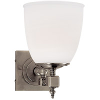 Visual Comfort E. F. Chapman Essex 1 Light 6 inch Antique Nickel Bath Wall Light CHD1531AN-FG - Open Box