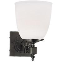 Visual Comfort CHD1531BZ-FG E. F. Chapman Essex 1 Light 6 inch Bronze Single Formal Sconce Wall Light