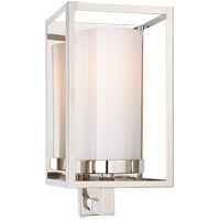 Visual Comfort CHD2055PN-WG E. F. Chapman Easterly 1 Light 5 inch Polished Nickel Bath Wall Light