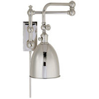 Visual Comfort CHD2150PN-PN E. F. Chapman Pimlico 28 inch 60 watt Polished Nickel Swing-Arm Wall Light