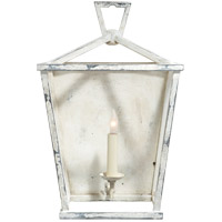 Visual Comfort CHD2165OW E. F. Chapman Darlana 1 Light 11 inch Old White Decorative Wall Light