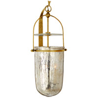 Visual Comfort CHD2270GI-MG E. F. Chapman Lorford 3 Light 10 inch Gilded Iron Sconce Wall Light, Medium