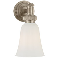 E. F. Chapman Ruhlmann 1 Light 6 inch Antique Nickel Bath Wall Light