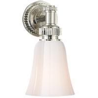 Visual Comfort CHD2462PN-WG E. F. Chapman Ruhlmann 1 Light 6 inch Polished Nickel Bath Wall Light