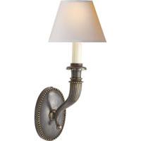 Visual Comfort CHD2465BZ-NP E. F. Chapman Fluted Horn 1 Light 6 inch Bronze Decorative Wall Light