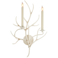 Visual Comfort CHD2470OW E. F. Chapman Branch 2 Light 15 inch Old White Decorative Wall Light