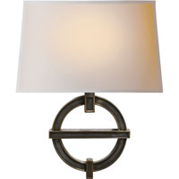 Visual Comfort CHD2540BZ-NP E. F. Chapman Symbolic Fragment 1 Light 14 inch Bronze Decorative Wall Light