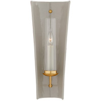 Visual Comfort Shellish Gray Wall Sconces