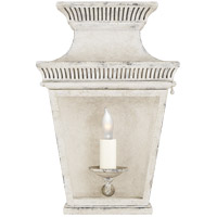 Visual Comfort CHD2945OW-CG E. F. Chapman Elsinore 1 Light 12 inch Old White Outdoor Wall Lantern, Small photo thumbnail