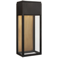 Visual Comfort CHO2445BZ-CG Chapman & Myers Irvine LED 20 inch Bronze Outdoor Wall Lantern Medium