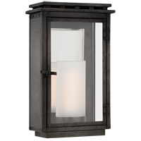 Visual Comfort CHO2604AI-CG Chapman & Myers Cheshire 1 Light 12 inch Aged Iron Outdoor Wall Lantern Small