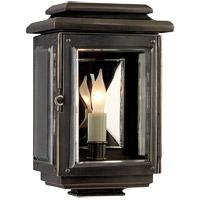 Visual Comfort CHO2800BZ E. F. Chapman Kensington 1 Light 9 inch Bronze Outdoor Wall Lantern