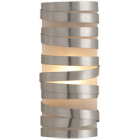 Clodagh Primitive 1 Light 5 inch Brushed Steel Decorative Wall Light