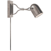Visual Comfort CL2170BC Clodagh Noho 14 inch 60 watt Brushed Chrome Task Wall Light