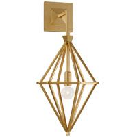 Visual Comfort JN2090G Julie Neill Afton 1 Light 9 inch Gild Sconce Wall Light