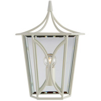 Visual Comfort KS2144LC Kate Spade New York Cavanagh 1 Light 9 inch Light Cream Lantern Sconce Wall Light Mini