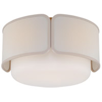 Visual Comfort Soft Brass Flush Mounts