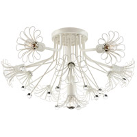 Visual Comfort KS4311LC Kate Spade New York Keaton 6 Light 23 inch Light Cream Flush Mount Ceiling Light