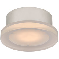 Visual Comfort KS4945BSL-CG Kate Spade New York Grayson 1 Light 5 inch Burnished Silver Leaf Solitaire Flush Mount Ceiling Light