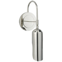 Visual Comfort KW2420PN Kelly Wearstler Lucien 1 Light 5 inch Polished Nickel Wall Light