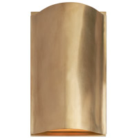 Kelly Wearstler Avant LED 7 inch Antique-Burnished Brass Wall Sconce Wall Light