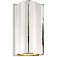 Kelly Wearstler Avant LED 7 inch Polished Nickel Wall Sconce Wall Light