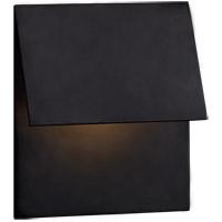 Visual Comfort KW2707BZ Kelly Wearstler Esker LED 9 inch Bronze Wall Sconce Wall Light