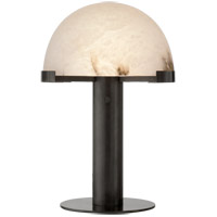 Visual Comfort KW3109BZ-ALB Kelly Wearstler Melange 18 inch 12 watt Bronze Desk Lamp Portable Light