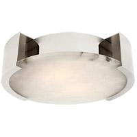 Visual Comfort KW4013PN Kelly Wearstler Melange LED 17 inch Polished Nickel Flush Mount Ceiling Light, Large