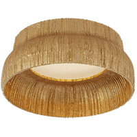 Kelly Wearstler Utopia LED 5 inch Gild Flush Mount Ceiling Light, Petite