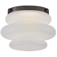 Visual Comfort KW4270BZ-VG Kelly Wearstler Tableau LED 6 inch Bronze Flush Mount Ceiling Light, Petite