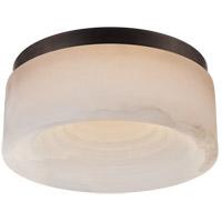 Visual Comfort KW4901BZ-ALB Kelly Wearstler Otto LED 8 inch Bronze Flush Mount Ceiling Light Small