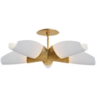 Kelly Wearstler Utopia 5 Light 33 inch Gild Chandelier Ceiling Light