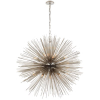 Visual Comfort KW5072PN Kelly Wearstler Strada 20 Light 40 inch Polished Nickel Pendant Ceiling Light, Kelly Wearstler, Large, Round photo thumbnail