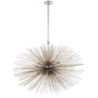 Kelly Wearstler Strada 20 Light 38 inch Polished Nickel Pendant Ceiling Light, Kelly Wearstler, Medium, Oval
