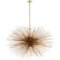Kelly Wearstler Strada 20 Light 50 inch Gild Pendant Ceiling Light, Kelly Wearstler, Large, Oval