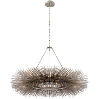 Kelly Wearstler Strada 16 Light 40 inch Burnished Silver Leaf Chandelier Ceiling Light