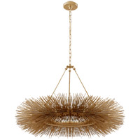 Kelly Wearstler Strada 16 Light 40 inch Gild Chandelier Ceiling Light