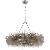 Visual Comfort KW5181PN Kelly Wearstler Strada 16 Light 40 inch Polished Nickel Chandelier Ceiling Light