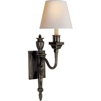 Visual Comfort MS2015BZ-NP Michael S Smith Winslow 1 Light 6 inch Bronze Decorative Wall Light
