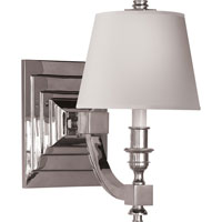 Visual Comfort MS2020HAB-NP Michael S Smith Eiffel 1 Light 7 inch Hand-Rubbed Antique Brass Decorative Wall Light