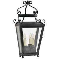 Niermann Weeks Lafayette 2 Light 24 inch French Rust Outdoor Wall Lantern, Medium
