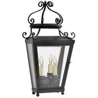 Visual Comfort NW2702FR-CG Niermann Weeks Lafayette 2 Light 24 inch French Rust Outdoor Wall Lantern, Medium
