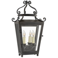 Visual Comfort NW2706FR-CG Niermann Weeks Lafayette 2 Light 19 inch French Rust Outdoor Wall Sconce Small
