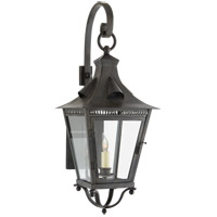 Visual Comfort NW2708FR-CG Niermann Weeks Orleans 1 Light 26 inch French Rust Outdoor Wall Lantern Small Bracketed