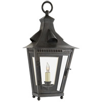Visual Comfort NW2711FR-CG Niermann Weeks Orleans 1 Light 19 inch French Rust Outdoor Wall Sconce Small