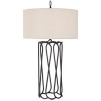 Visual Comfort NW3113AI-S Niermann Weeks Mirabella 30 inch 75 watt Aged Iron Table Lamp Portable Light