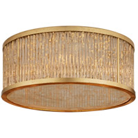 Visual Comfort NW4021GI Niermann Weeks Sophie 4 Light 18 inch Gilded Iron Flush Mount Ceiling Light, Large