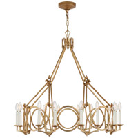 Niermann Weeks Brittany 16 Light 37 inch Venetian Gold Chandelier Ceiling Light, Niermann Weeks